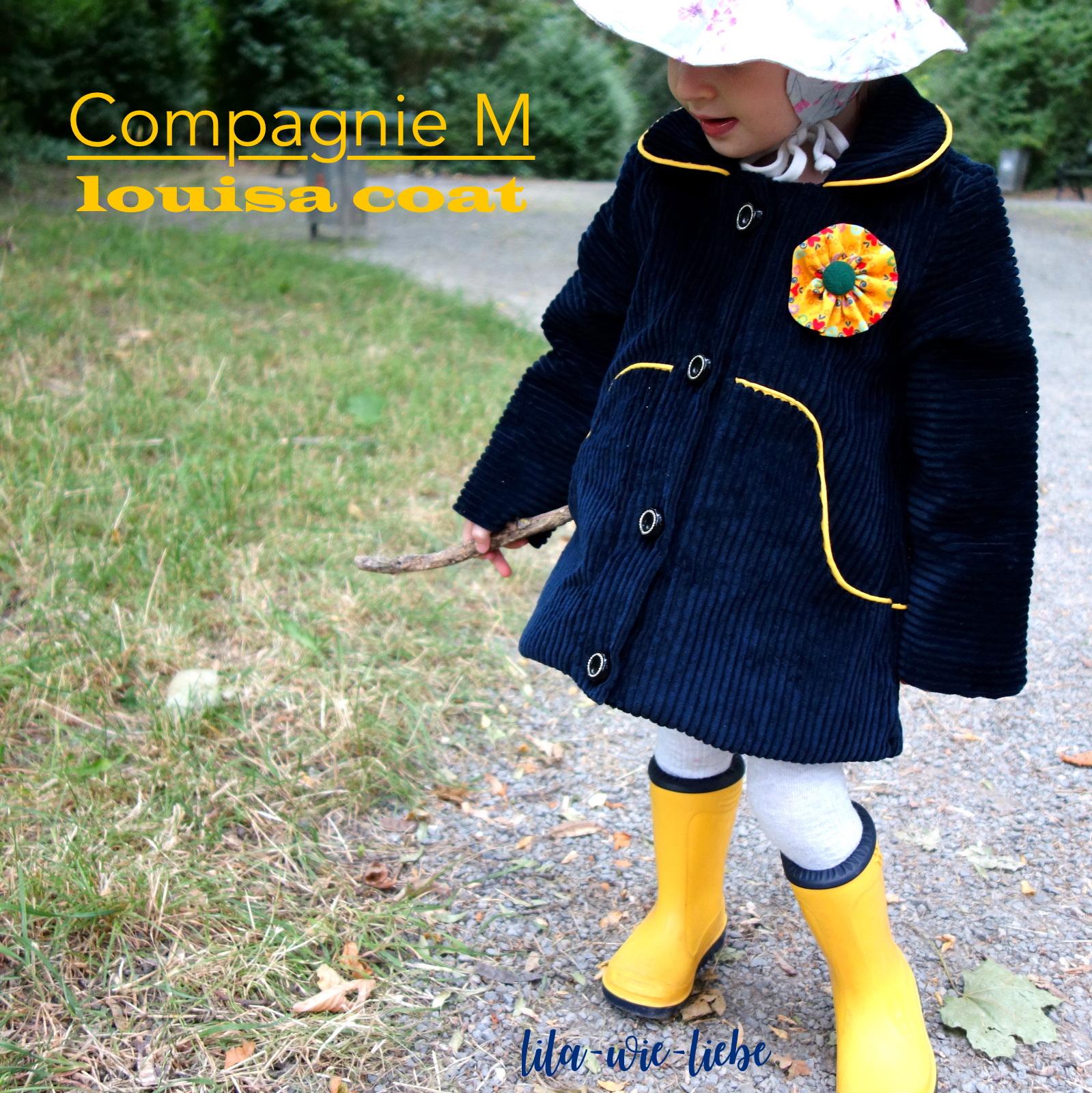 Louisa Coat (Compagnie M.) - Lila wie Liebe