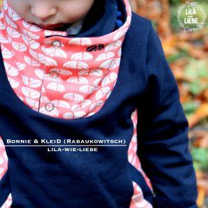 Bonnie & Kleid (Rabaukowitsch) genäht von lila-wie-liebe