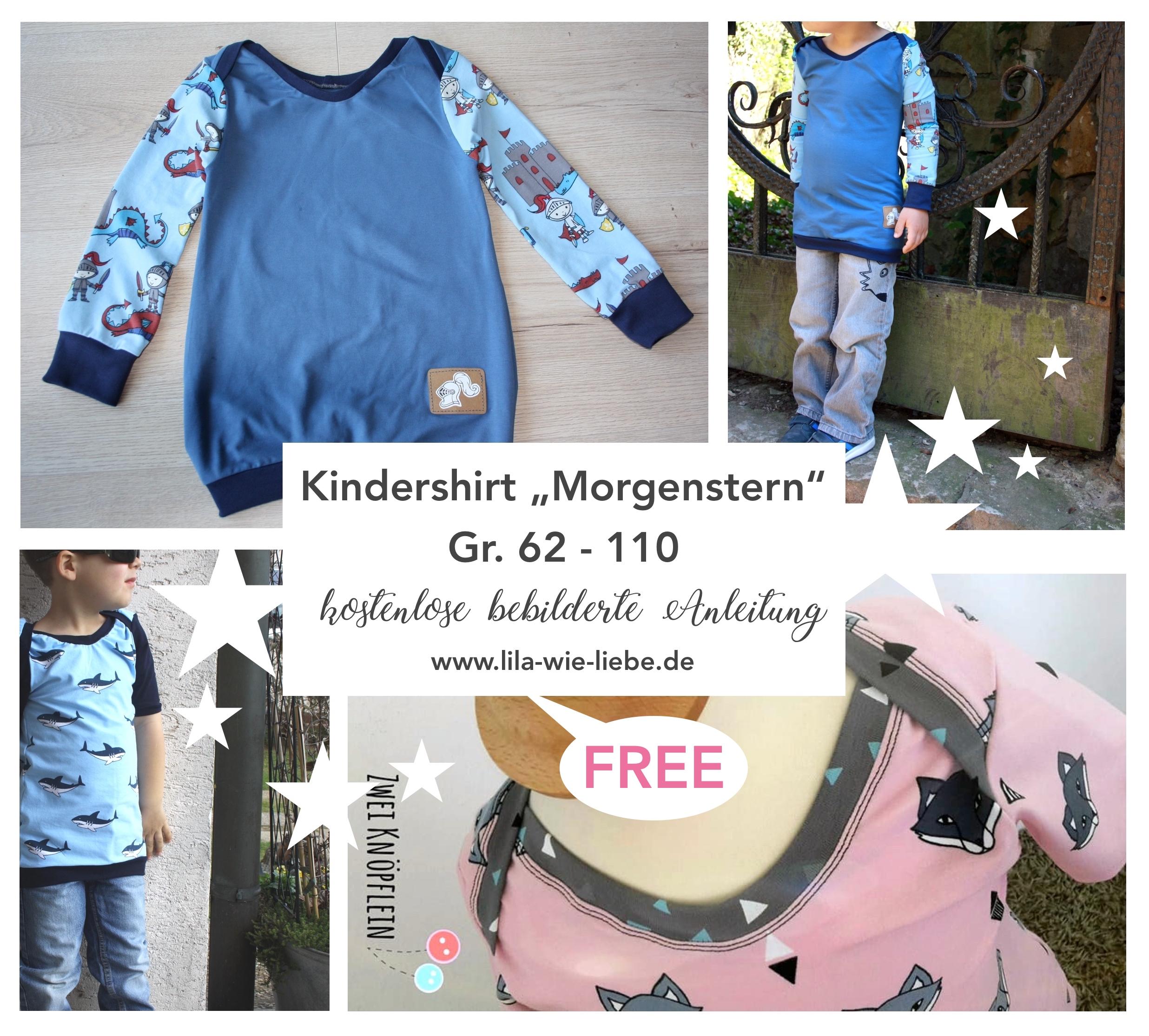 Wie Liebe Oxzutkip Kindershirt Lila Freebook Nähenmorgenstern 8kX0wOPn