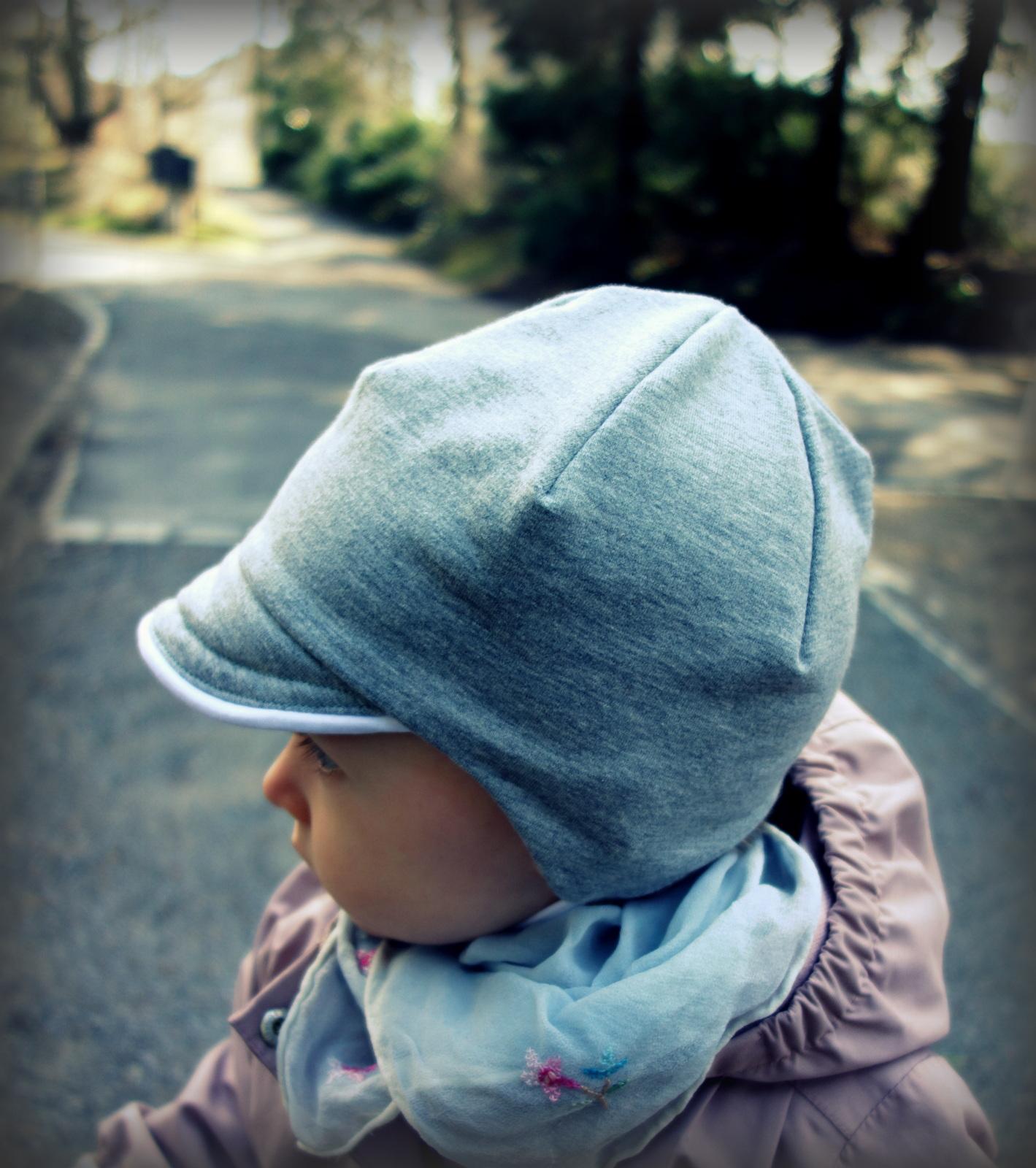 Supermüzz Freebook Kindermütze Wendemütze Für Warme Ohren Nähen