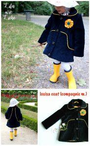 louisa coat compagnie m blogtour