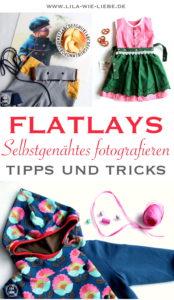 flatlays fotografieren tipps und tricks selbstgenaehtes