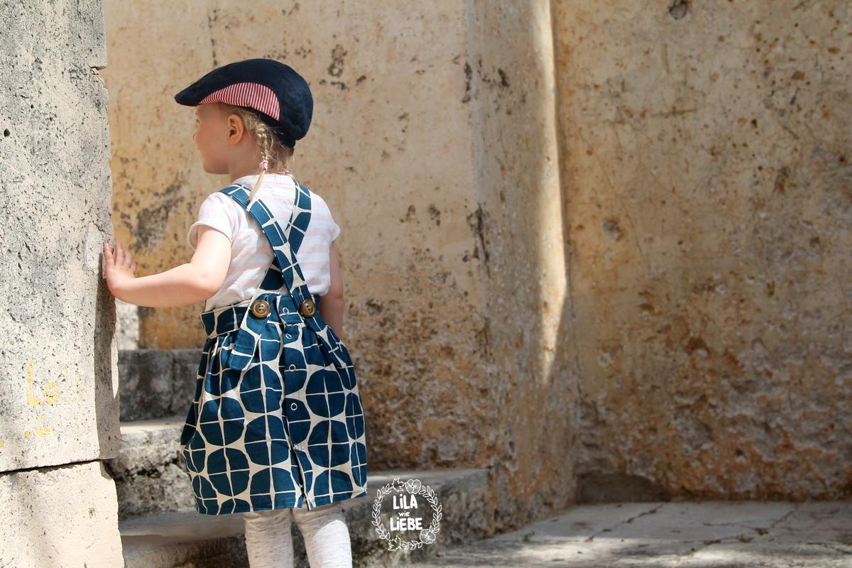 Kleid kostenloses 86 schnittmuster Mädchenkleid Freebook