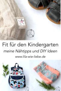 kindergarten naehen tipps fir fuer den kindergarten