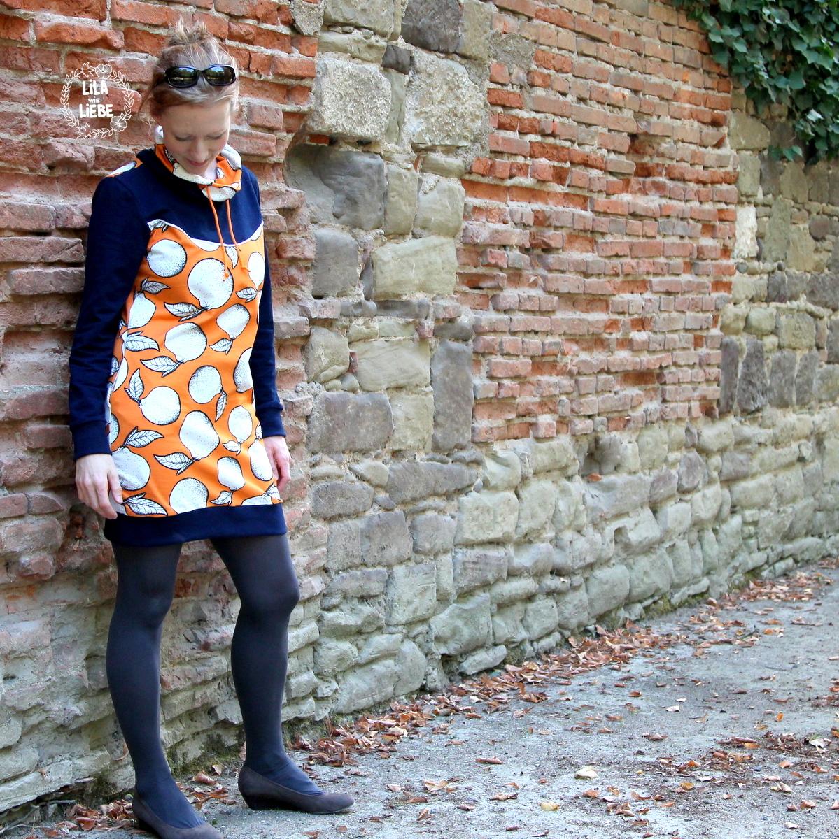Liebe Herbstkleid KatjuschkaLila Wie Hoodylooebook Von Miss gyb76f