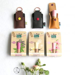 werbung / kneipp lipcare schlüsselanhänger lippenstift