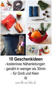 Weihnachtsgeschenke Bilder Kostenlos.Weihnachtsgeschenke Nähen 10 Tipps Für Kostenlose Anleitungen