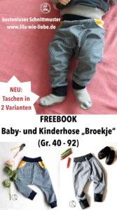 100% echt Vielzahl von Designs und Farben Markenqualität Babyhose und Kinderhose nähen: