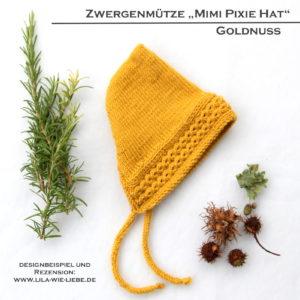 Kindermütze Stricken Mimi Wichtelmütze Goldnuss Inkl Tutorial