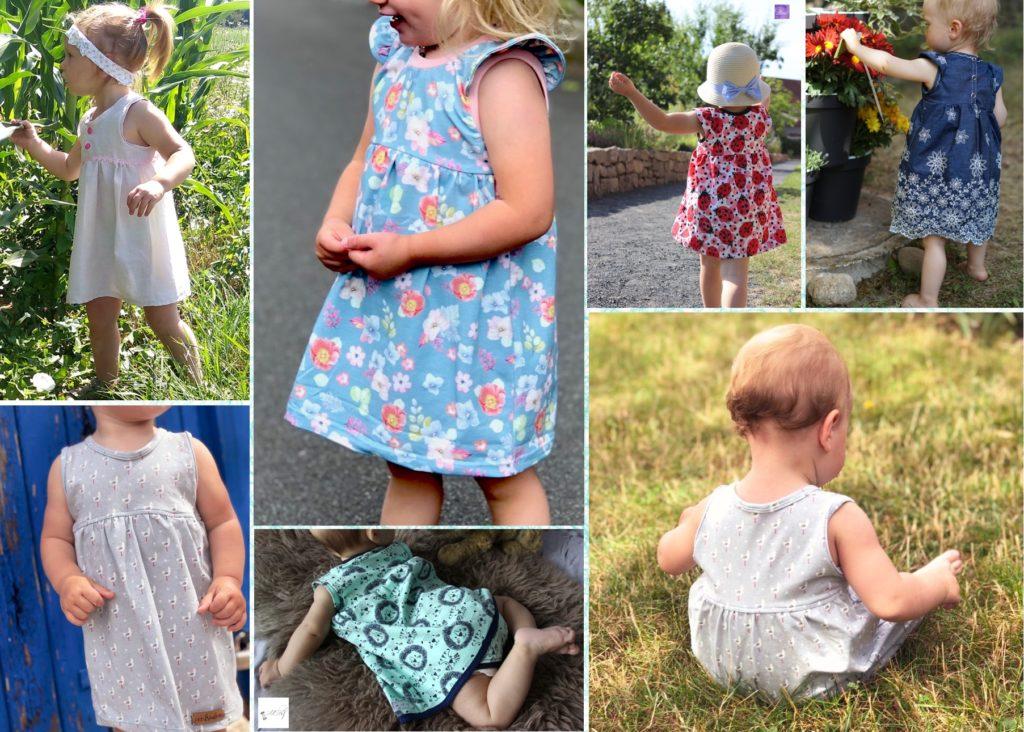 Baby schnittmuster gratis kleid Kostenlose Baby