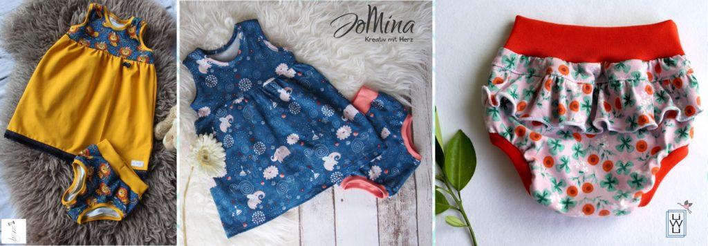 Sommerbüx Windelhose freebook Jo-Mina