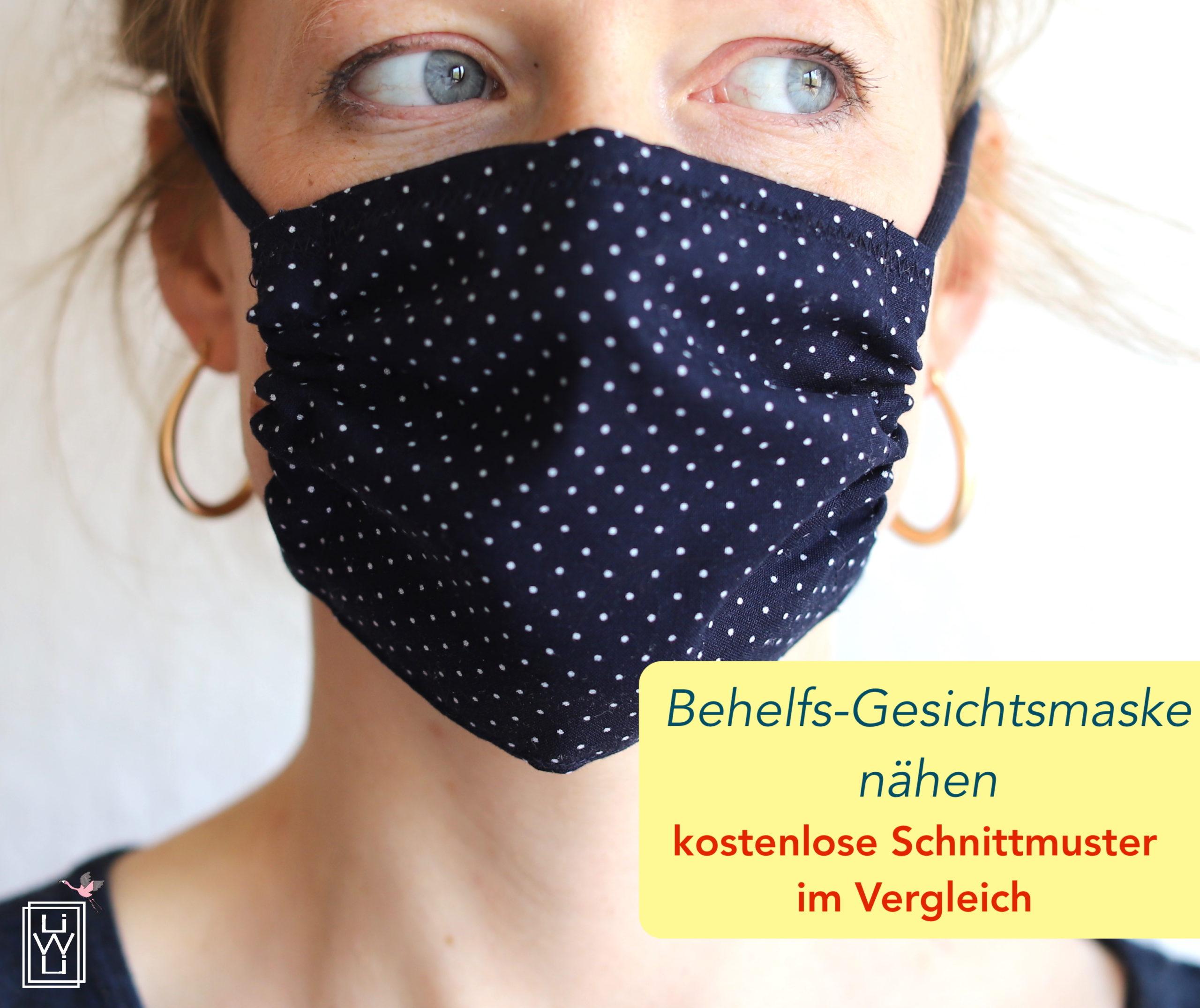 Mundschutz Nahen Anleitung Mit Gratis Schnittmuster Youtube 0