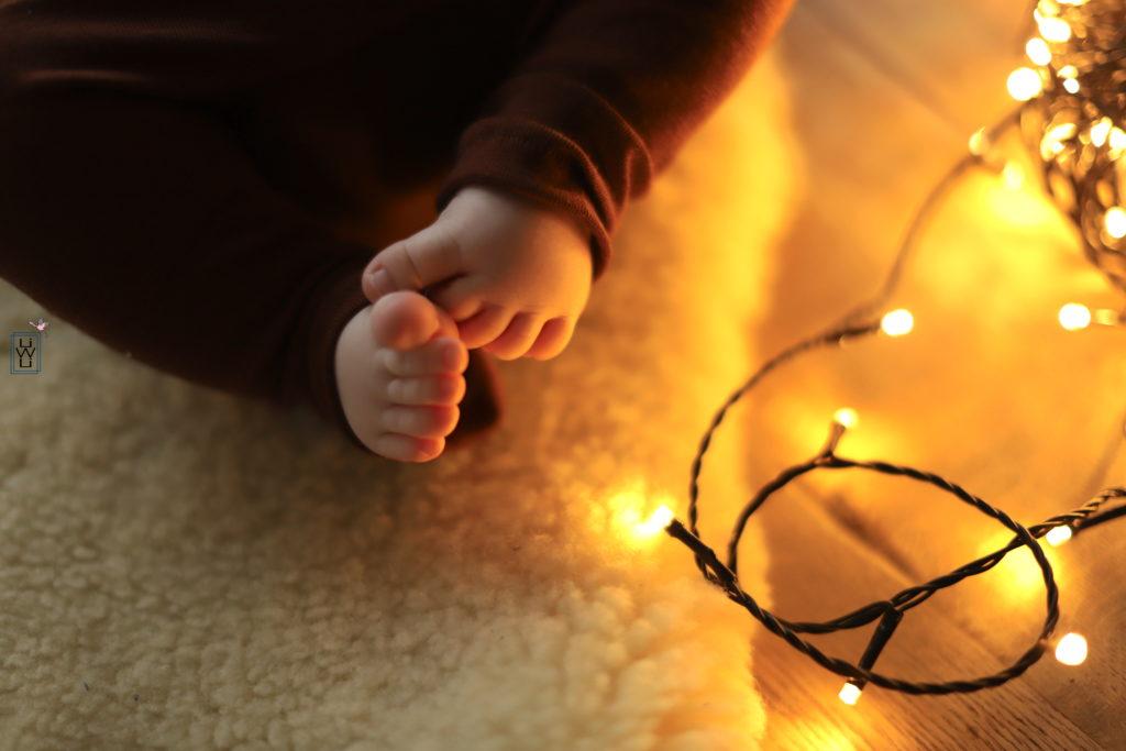 nähen mit wolle seide für Babys