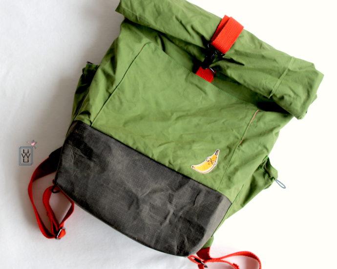 Elsbags Kumpel rucksack nähen