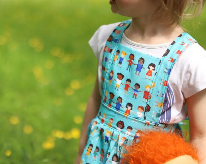bright and brave petit citron kleider Sommerkleider freebooks